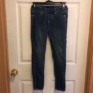 Levi's Jean Leggings, Girls' Size 14 Reg